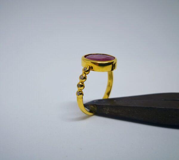 Δαχτυλίδι Ρουμπίνι 03309 – Deverakis Handmade Jewellery 59fb80a700d